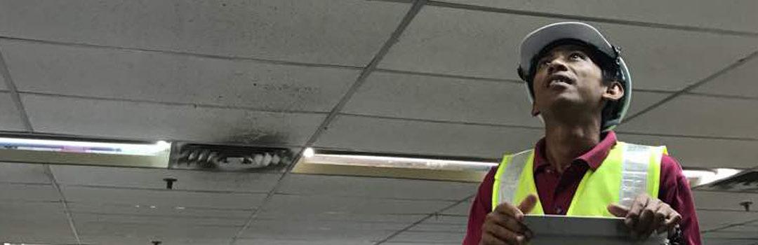 AIRCOND SERVICE DAY (ASD) : AKTIVITI PEMBERSIHANDIFFUSER