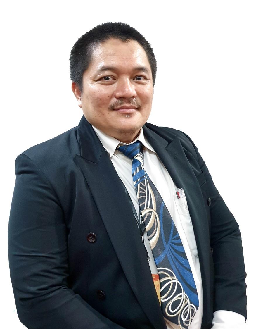 Ahmad Khairul Nizam Bin Ahmad Khairudin